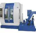 Willemin 518S - Simultaneous 5-axis machining centre